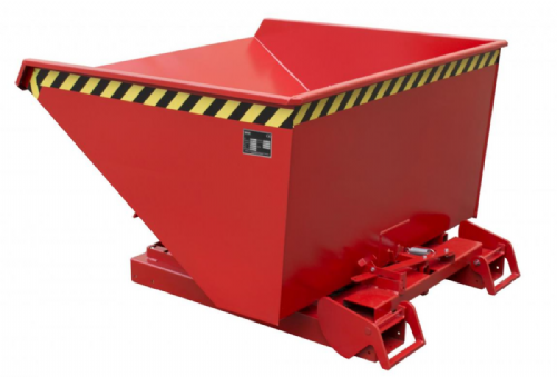FULLY AUTOMATIC FORKLIFT TIPPING SKIP. TYPE 4A
